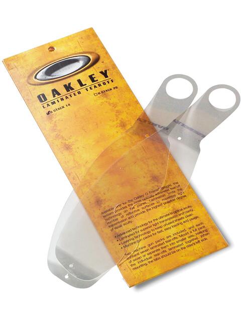 Oakley O Frame MX - 14 Pack transparente